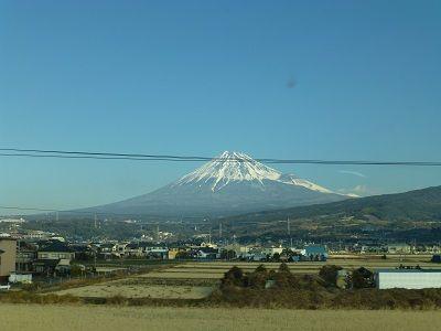009 新富士付近からの富士山