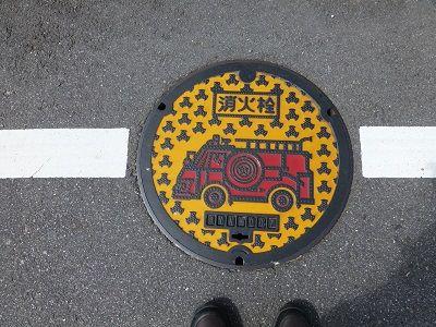 060 岡崎市消火栓ふた