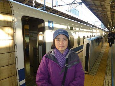 003 東京駅14番ホーム