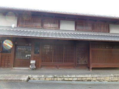 096 連子格子の家(上田家)