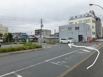 062 分岐(左折)