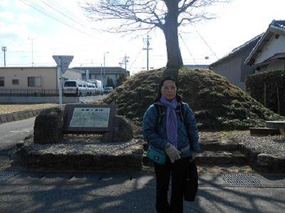 88 057木原一里塚跡(左側)