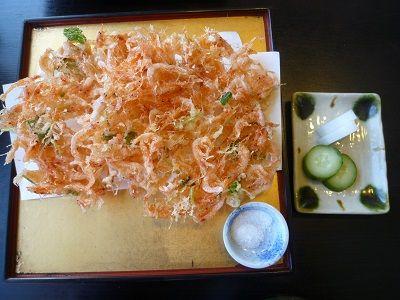 018 桜えび天ぷら