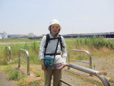 37 酒匂川の渡し跡(碑はなし)