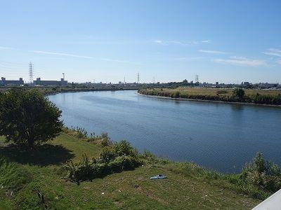 066 万場大橋からの眺め