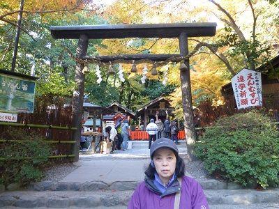 051 野宮神社・鳥居