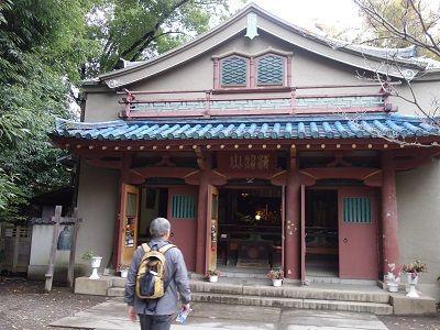 049 品川寺・本堂