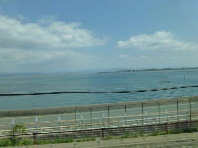 004 車窓からの浜名湖