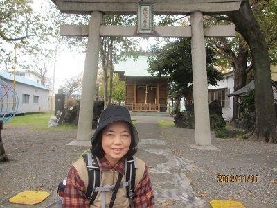 19 左富士神社