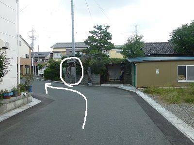 089 掛川七曲り・標識