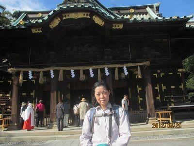 45 三島神社④(神殿)