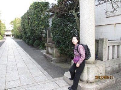 58 六郷神社入口