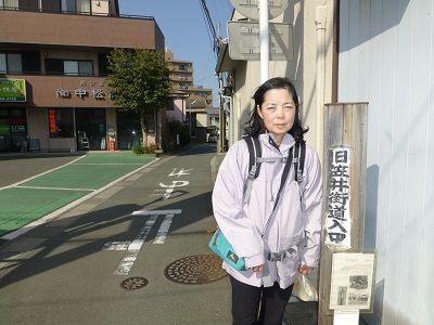 115 笠井街道入口