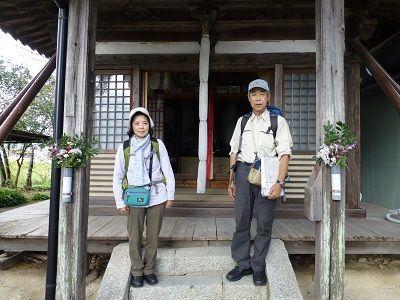129 八幡神社・観音堂