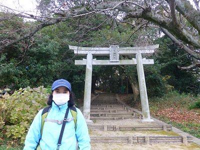 021 檜山神社・鳥居
