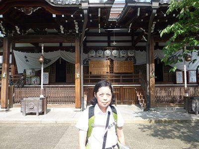 036 春日神社・本殿
