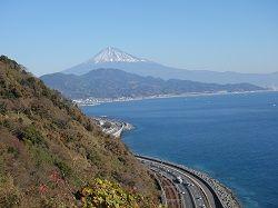 018 薩埵峠からの富士山