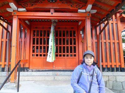 165 稲荷神社・本殿