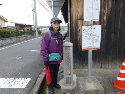092 山科天神道道標