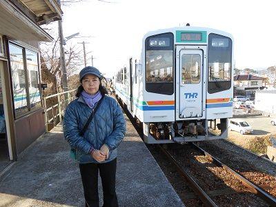 99 西掛川駅・天浜線電車
