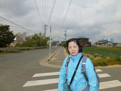 090 白須賀小・西側交差点