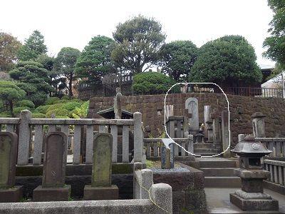 028 浅野長矩の墓