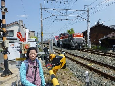 097 飯田線踏切