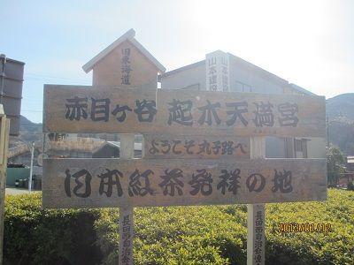 53 日本紅茶発祥の地案内