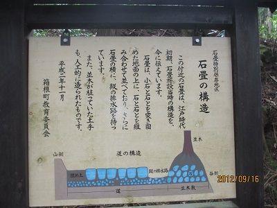 17 石畳の解説