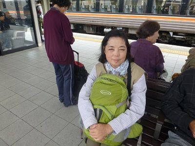 006 名古屋駅・関西線ホーム