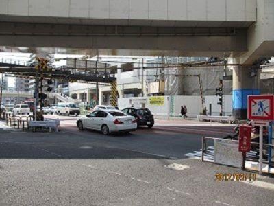 52 京急蒲田駅の踏切