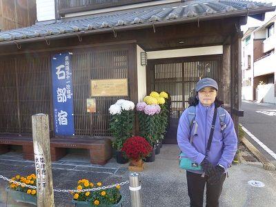 071 石部宿駅