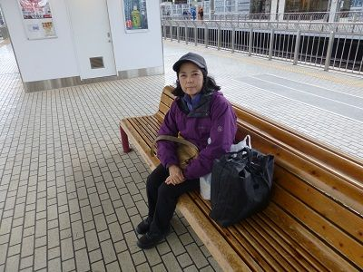 088 新幹線京都駅ホームベンチ