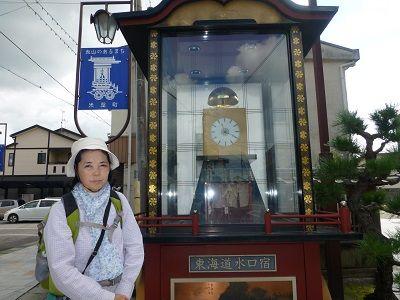 164 からくり時計(米屋町)