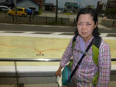 141 東海道53次レリーフ
