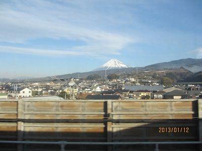 06 車窓からの富士山