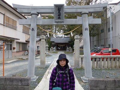 005 松尾神社・入口