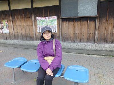 115 北野天満宮前バス停