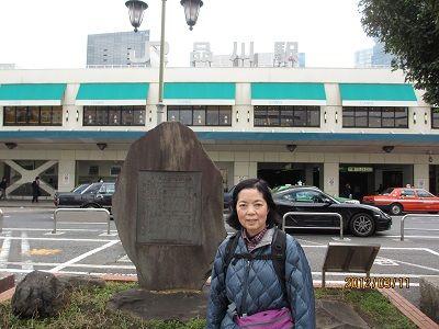 22 品川駅
