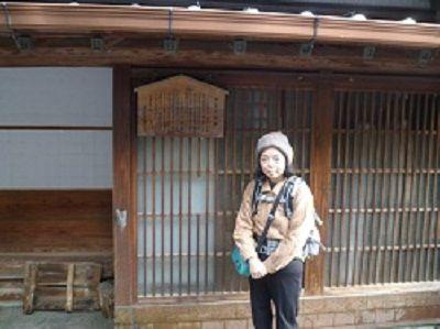 36-① 間の宿・川島本陣