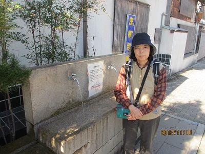 50 富士の霊水(高島酒造提供)