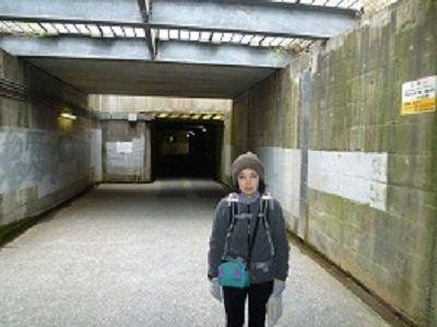 18 東海道線地下通路