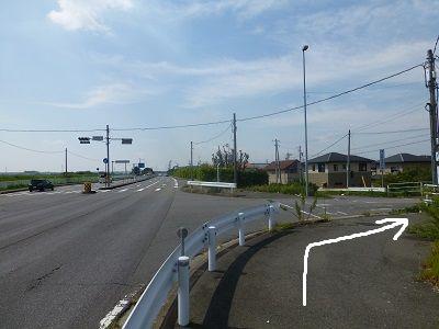 077 庄野町北交差点