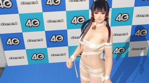 DOAX女天狗4Gamer