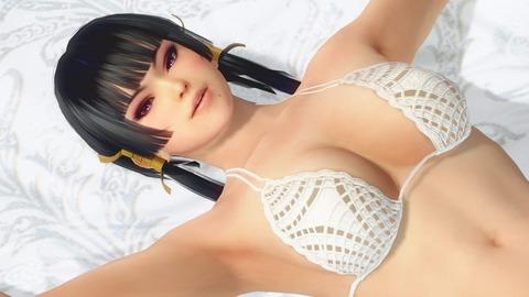 らん エロ水着の女天狗 DOAXVV (28)