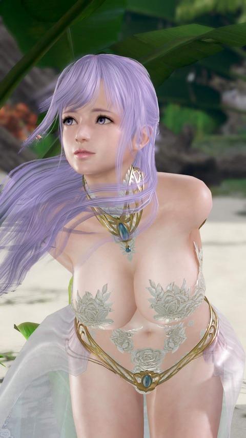 DOAXVV フィオナ かわいい お姫様 (6)