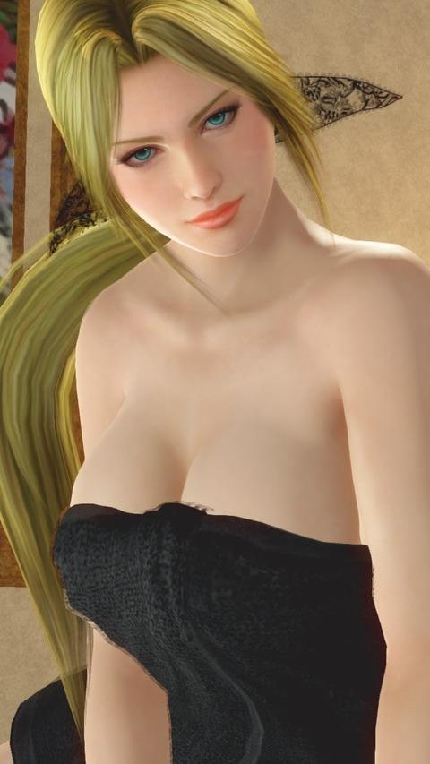 エレナ 裸タオル DOAX-VenusVacation