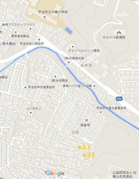 宇治陵地図2