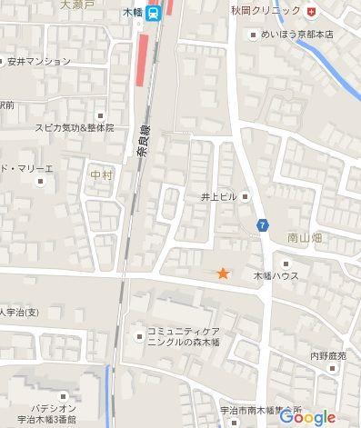 宇治陵地図1