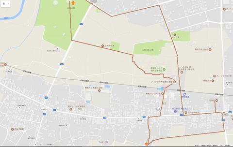 斎宮散歩ルート